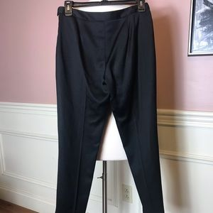 Milly of New York Pants - Milly of New York Black Cigarette Pants